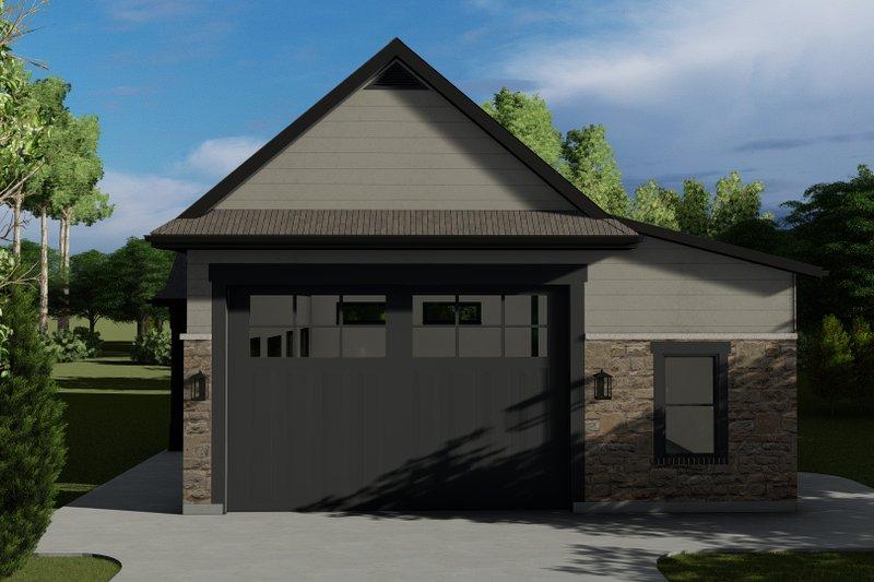 House Plan Design - European Exterior - Front Elevation Plan #1060-73