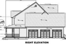Right Elevation - Plan 21-269