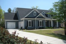 House Plan Design - Country Exterior - Other Elevation Plan #437-40