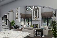 Home Plan - Farmhouse Interior - Entry Plan #120-261