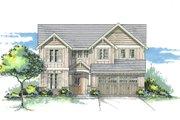 Craftsman Style House Plan - 4 Beds 2.5 Baths 2399 Sq/Ft Plan #53-452