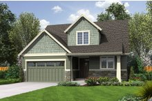 Home Plan - Craftsman Exterior - Front Elevation Plan #48-643