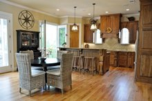 Dream House Plan - Craftsman Interior - Kitchen Plan #437-60