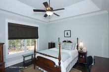 House Plan Design - Craftsman Interior - Bedroom Plan #929-24