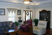 Architectural House Design - Southern Photo Plan #21-218