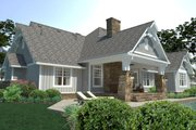 Cottage Style House Plan - 3 Beds 2.5 Baths 2662 Sq/Ft Plan #120-252