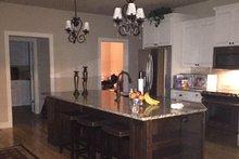Farmhouse Interior - Kitchen Plan #17-3420