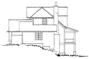 Country Style House Plan - 5 Beds 3.5 Baths 2687 Sq/Ft Plan #942-46
