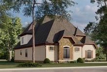 Dream House Plan - European Exterior - Other Elevation Plan #923-1