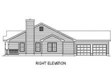 House Plan Design - Farmhouse Exterior - Other Elevation Plan #57-117