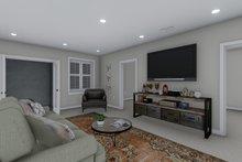 House Design - Ranch Interior - Other Plan #1060-101