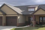 Bungalow Style House Plan - 3 Beds 2 Baths 1730 Sq/Ft Plan #63-133