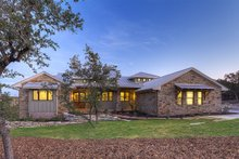 Home Plan - Ranch Exterior - Front Elevation Plan #935-6