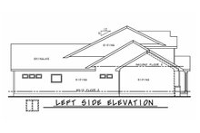 Home Plan - Craftsman Exterior - Other Elevation Plan #20-2359