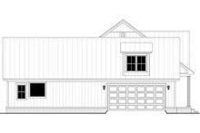 Farmhouse Exterior - Other Elevation Plan #430-218