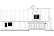 Architectural House Design - Farmhouse Exterior - Other Elevation Plan #430-218