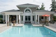 Classical Style House Plan - 0 Beds 1 Baths 709 Sq/Ft Plan #132-224