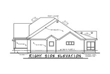 Architectural House Design - European Exterior - Other Elevation Plan #20-2451