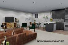 Future Finished Basement Apartment