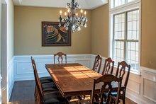 Home Plan - European Interior - Dining Room Plan #929-957