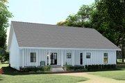 Farmhouse Style House Plan - 4 Beds 3 Baths 2096 Sq/Ft Plan #44-248