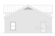 House Plan Design - Country Exterior - Other Elevation Plan #932-73