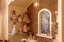 House Plan Design - Doll room - 9400 square foot European home
