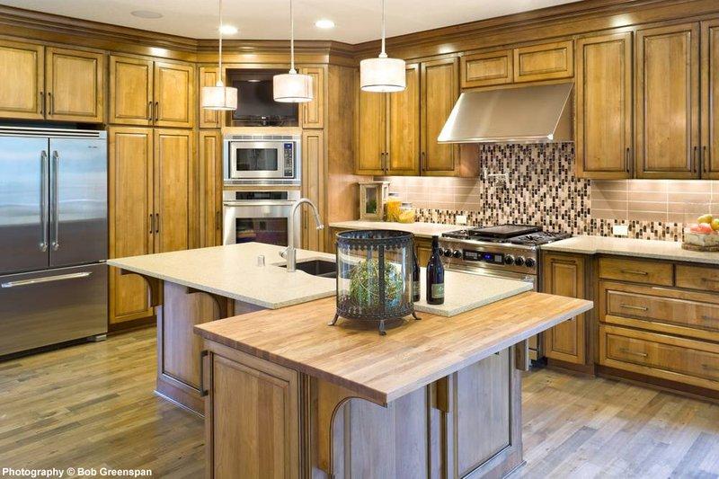 Craftsman Interior - Kitchen Plan #48-615 - Houseplans.com
