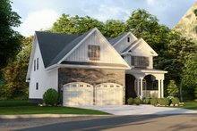 Dream House Plan - Front Left
