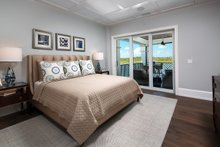 Home Plan - Contemporary Interior - Bedroom Plan #930-475