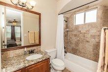 Dream House Plan - European Interior - Bathroom Plan #80-200