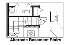 Cabin Floor Plan - Other Floor Plan Plan #124-510