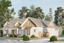 Home Plan - Farmhouse Exterior - Other Elevation Plan #923-197