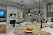 Farmhouse Style House Plan - 4 Beds 3 Baths 2192 Sq/Ft Plan #120-263 Photo
