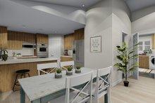Traditional Interior - Dining Room Plan #1060-63