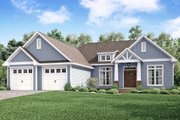 Craftsman Style House Plan - 3 Beds 2.5 Baths 2275 Sq/Ft Plan #430-159