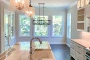 Craftsman Style House Plan - 4 Beds 4 Baths 3869 Sq/Ft Plan #437-104 Interior - Kitchen