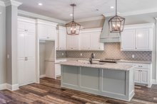 House Plan Design - Country Interior - Kitchen Plan #430-194