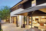 Modern Style House Plan - 5 Beds 2.5 Baths 3882 Sq/Ft Plan #496-1 Photo