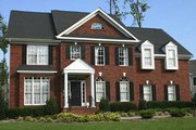 Classical Style House Plan - 4 Beds 2.5 Baths 2778 Sq/Ft Plan #927-595