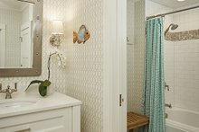 Ranch Interior - Bathroom Plan #928-293