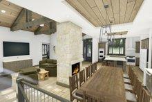 Architectural House Design - Farmhouse Interior - Kitchen Plan #1069-21