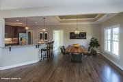 Craftsman Style House Plan - 4 Beds 3 Baths 2569 Sq/Ft Plan #929-953 Interior - Other