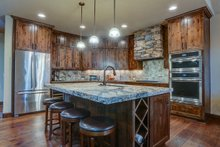 Dream House Plan - Craftsman Interior - Kitchen Plan #892-29