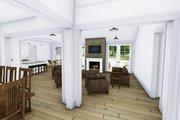 Farmhouse Style House Plan - 3 Beds 4 Baths 2593 Sq/Ft Plan #1069-2 Interior - Family Room