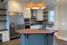 Architectural House Design - Farmhouse Interior - Kitchen Plan #437-97