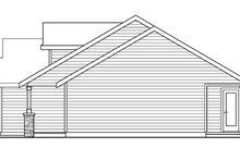 Home Plan - Craftsman Exterior - Other Elevation Plan #124-696