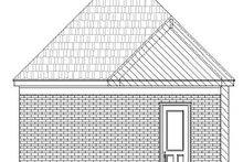 Dream House Plan - Garage Front