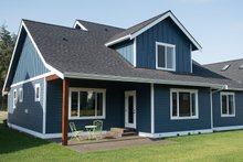 Craftsman Exterior - Rear Elevation Plan #1070-48