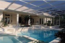 Contemporary Exterior - Outdoor Living Plan #930-17